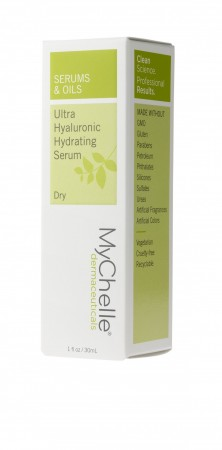 Ultra Hyaluronic Hydrating Serum